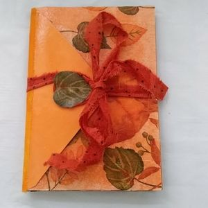 Fall Junk Journal Pumpkins #2